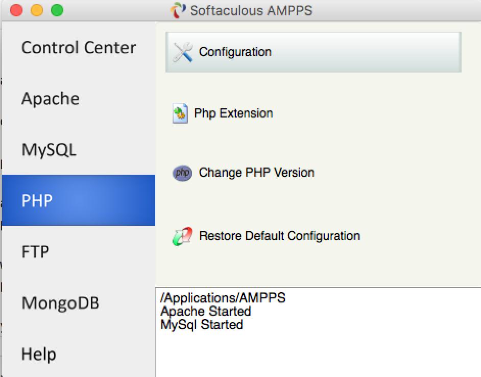 Hướng dẫn cài đặt xdebug trên AMPPS của MAC