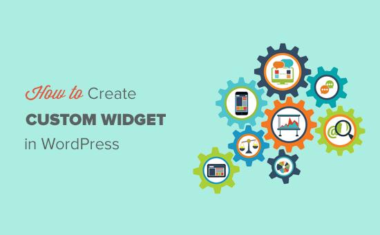Hướng dẫn tạo widget trong WordPress