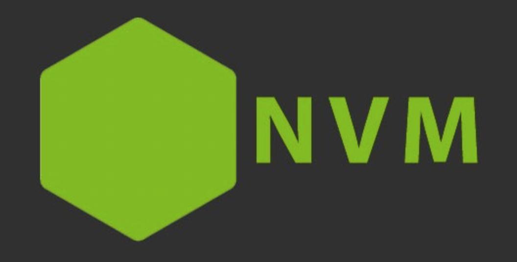 nvm - Node Version Manager