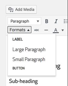 Load với @font-face trong TinyMCE WordPress